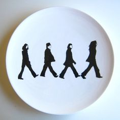 abbey road plate