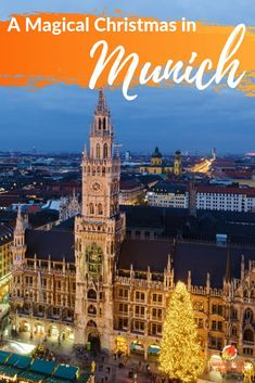 Plan the ultimate Christmas Market Holiday in Munich. Find the best Christmas Markets in Munich, the best Christmas foods to eat, try holiday drinks. Christmas Markets Europe, Christmas Travel, Holiday Travel, Christmas Foods, Camping Holiday, Holiday Market, European Vacation, European Destination, European Travel