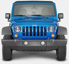 Jeep Wrangler JK Accessory Showcase