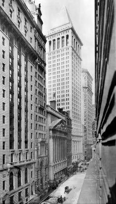 Eugene Atget, Edificio Kavanagh, Hotel Plaza, New York City Buildings, New York Pictures, Second Empire, Lower Manhattan, Art Deco, New York Street