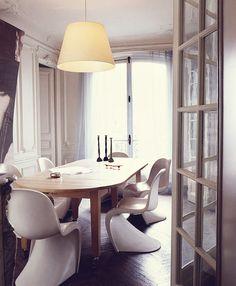 #Paris Apartment | photo by menossi