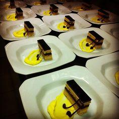 Opera. #sobremesa #patisserie #confeitaria #coresabor #instafood