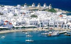 Mykonos! Greece: Insider's guide to the Cyclades, Sporades, Dodecanese and North-East Aegean