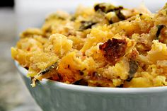 Butternut Squash Casserole: Meatless, and no canned soup required.