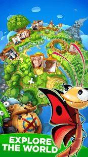 Best Fiends Forever – It's time for you to turn the tables Best Fiends, Waves After Waves, Make A Game, Free Android Games, Forever Yours, Level Up, Best Games, Game Art, Art Reference