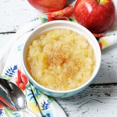 Instant Pot Homemade Applesauce is the easiest way to make and enjoy fresh applesauce. Don't have an Instant Pot? See our Crock Pot and Stove Top Methods. Canned Applesauce, How To Make Applesauce, Homemade Applesauce, Cod Recipes, Fudge Recipes, Baby Food Recipes, Apple Recipes, Sees Fudge Recipe, Family Meals