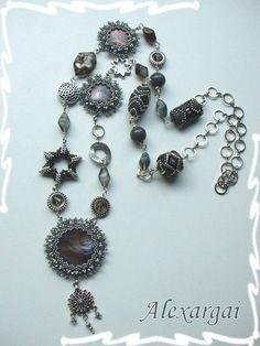 Gorgeous! I want one!!!  #artisanjewelry