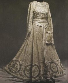 The site says the fabric is inspired by a piece in the Bavarian State Museum in Munich