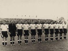 """""""Wunder von Bern"""" - German World Cup winning team of 1954"""