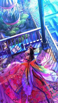 Thus, she begins to realize the resemblance between her trapped in a castle and a butterfly trapped in a cage...