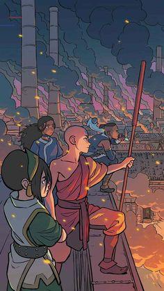 #avatarthelastairbender Avatar Aang, Avatar Legend Of Aang, Avatar Funny, Team Avatar, Avatar Fan Art, The Last Avatar, Avatar The Last Airbender Art, Aang The Last Airbender, Zuko