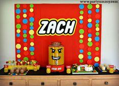 12+ Fantastic Ideas for a Lego Party - Design Dazzle
