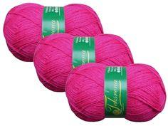 Teksrena Pink, Etsy, Wool, Threading, Pink Hair, Roses