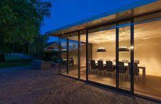 glazen tuinkamer  Jan Couwenberg Architectuur