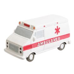 Top Fin® Ambulance Ornament - PetSmart