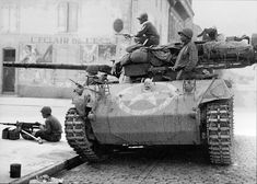 M18 Hellcat, France 1944