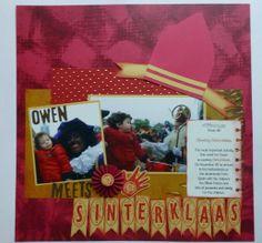 Galleria - Galleria Wing Selection: Weekly Chronicles - Exhibit: Wk 46: Sinterklaas