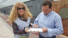 PACMA consigue los avales y se presentará a las elecciones por la circunscripción de Jaén