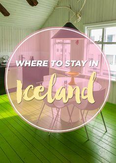 Iceland Hotels Pinterest www.thetravelpockets.com