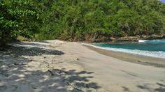 Ein Teil des Pandan Beaches auf Nusa Penida