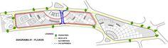 Galeria de 1° Lugar - Concurso de projetos: Praça Colinas de Anhanguera / HUS - 4