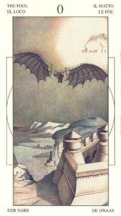 El Tarot de Leonardo DaVinci