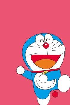 Gambar Doraemon Berwarna Biru Anime Di 2019 Doraemon Doraemon