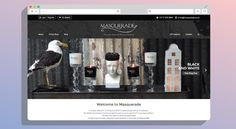 Masquerade Franschhoek Online Shop | KNOWN DESIGN CO  Exciting new responsive E-com website launch!!! Check out the new Masquerade​ online shop for all your Christmas gifts (You might need an overdraft!). @masqueradefranschhoek   #LOVE #website #design #responsive #webdev #development #wordpress #woocommerce