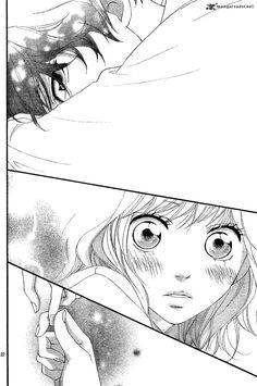 Read manga Ao Haru Ride 017 Read Online online in high quality Manga Art, Manga Anime, Anime Art, My Little Monster, Little Monsters, Manga Love, Anime Love, Ao Haru Ride Anime, Futaba Y Kou
