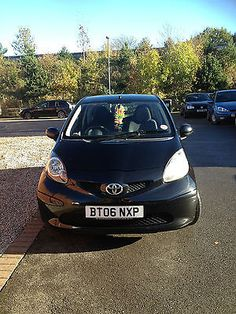 Toyota Aygo Black Edition 2006 (06) Cheap Tax And Lowest Insurance Group