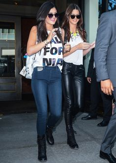 11 Celebrity-Inspired Ways to Style Your Jeans Now   StyleCaster
