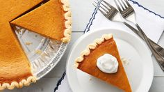 The name says it all: This really is the easiest pumpkin pie recipe—ever! Pillsbury™ pie crust takes away all of the fuss, and the super-easy pumpkin filling can be prepped all in one bowl and poured into the crust in just a few minutes. This recipe is perfect for Thanksgiving and the holiday season, but when it's this easy to make, why not make it year-round too?