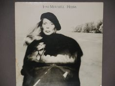 "ANNIVERSARY SALE Joni Mitchell - Hejira - Folk Rock -  ""Coyote"" - ""Amelia"" - ""Song for Sharon"" - Asylum Records 1976 - Vintage Gatefold Viny"