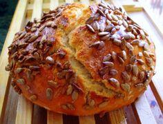 Receta de pan rica, sencilla y poco laboriosa - El Aderezo - Blog de Recetas de Cocina