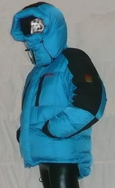 Peak Performance R&D Goose Down Ski Jacket - Insulated with 95/5 white goose down.