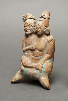 Couple in the Form of a Whistle | LACMA Collections