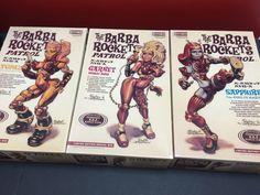 barba rockets