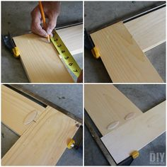 Building a screen door is a great DIY project that will add beautiful character to your home. Learn how to build a screen door with this tutorial. Front Door With Screen, Wood Screen Door, Wooden Screen, Diy Sliding Barn Door, Diy Door, Screened Porch Doors, Front Porches, Custom Screen Doors, Diy Rv