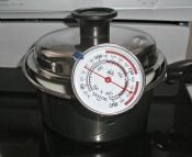 heating milk in covered pot Strawberry Frozen Yogurt, Making Yogurt, Cooking Timer, Milk, Healthy, How To Make, Recipes, Rezepte, Food Recipes
