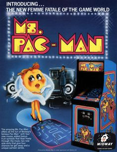 Midway's Ms. Pac-Man 1981