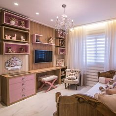 20 Creative Girls Bedroom Ideas for Your Child and Teenager Dream Rooms, Dream Bedroom, Home Bedroom, Kids Bedroom, Bedroom Decor, Bedrooms, Girl Bedroom Designs, New Room, Girl Room