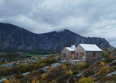 Wood, proportionate windows