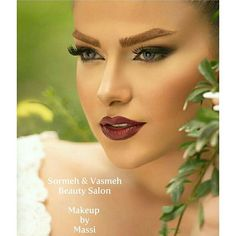 میکاپ آرتیست خانم مصی... - - - - - #brushing #hairstyle #sormeh #vasmeh #sormehvasmeh #beautysalon #makeupartist #makeup #nailpolish #naildesign #nailart #nails #tagsforlikes #آرایشگاه_زنانه #آرایشگاه #سرمه #وسمه #زیبایی #براشینگ #گریم_تخصصی #گریم_عروس #گریم #رنگ_مو #میکاپ_آرتیست #میکاپ #میکاپ_حرفه_ای #عروس