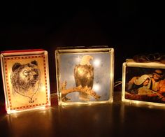 Seven +/- years ago, I came across my first lighted glass block. I was so frustrated with the problem of cutting the hole in the glass. Finally I found,...