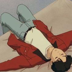 Imagen de anime, aesthetic, and boy – retro