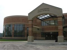 Clarksburg High School, Clarksburg Md.  See more about the school and homes in the area: http://homesmontgomerymd.com/schools/clarksburg-high-school/