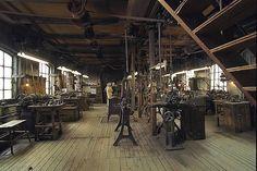 Hyltén Industrial Museum, Gnosjö  http://www.turistarth.com/l-emozione-del-paesaggio/46-co-cambiamento-nel-paesaggio-e-con-il-turismo-culturale
