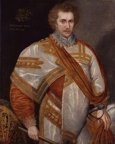 Robert Sidney, 1st Earl of Leicester (19 November 1563 – 13 July 1626), second son of Sir Henry Sidney, was a statesman of Elizabethan and Jacobean England. He was also a patron of the arts and an interesting poet. His mother, Mary Sidney née Dudley, was a lady-in-waiting to Queen Elizabeth I and a sister of Robert Dudley, 1st Earl of Leicester, an advisor and favourite of the Queen.