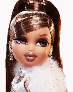 Always been called a bratz doll Bratz Doll Makeup, Bratz Doll Outfits, Bad Girl Aesthetic, Pink Aesthetic, Bratz Doll Halloween Costume, Black Bratz Doll, Bratz Yasmin, Bratz Girls, Brat Doll