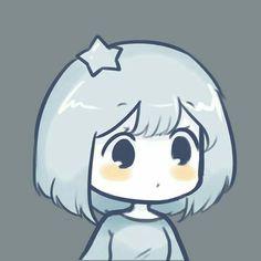 "Image about cute in anime,manga,art by ♡"" on We Heart It Arte Do Kawaii, Kawaii Art, Cute Art Styles, Cartoon Art Styles, Cute Anime Chibi, Anime Kawaii, Anime Drawings Sketches, Kawaii Drawings, Art And Illustration"